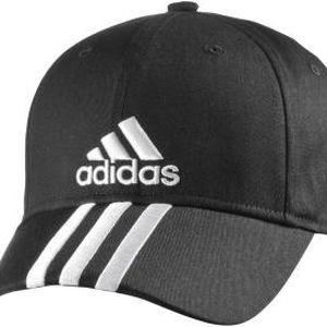 Klasická dámská kšiltovka adidas PERFORMANCE 3-STRIPES HAT
