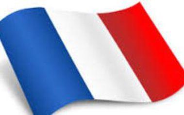 Skupinový kurz francouzštiny pro pokr.začátečníky až mírně pokr. 1×týdně 90 minut (po.18.00-19.30, 13.04.-29.06.2015)
