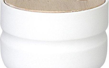 Keramická dóza Wooden Cover Large