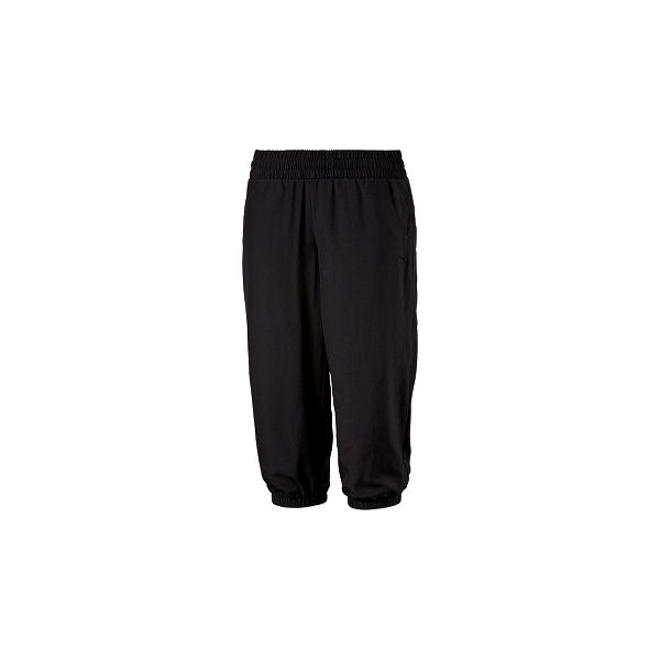 Dámské 3/4 kalhoty ESS WOVEN 3/4 PANTS