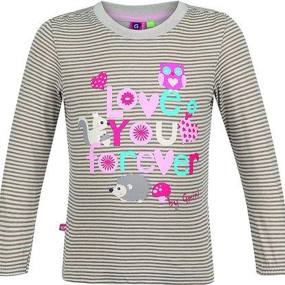 IRENE pruhované tričko