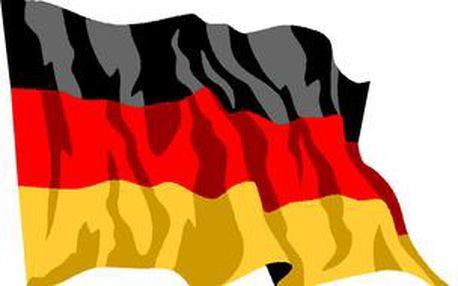 12 lekcí němčiny pro pokročilé začátečníky A1/A2 - středa 19:10-20:40