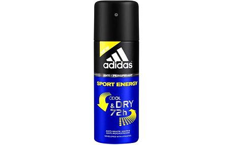Antiperspirant Adidas Sport Energy Cool & Dry 72h