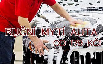 Profesionální RUČNÍ MYTÍ AUTA! Na výběr ze čtyř kompletních čisticích programů už od 179 Kč! Nechte si své auto dokonale vyčistit od odborníků kvalitní autokosmetikou Kärcher a Sonax v automyčce Petr Lodin na Praze 4!!