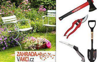Zahradní náčiní za skvělé ceny