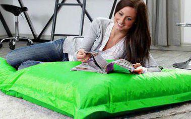 Praktické návleky na sedací pytle ve dvou rozměrech