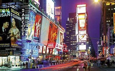 New York a Florida, Severní Amerika, USA