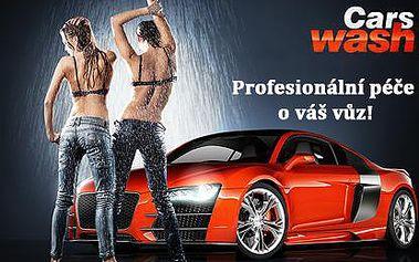 Šetrné RUČNÍ MYTÍ auta a TEPOVÁNÍ INTERIÉRU profesionální autokosmetikou 3M, Sonax a Riwax! Mějte zase dokonale čisté auto zvenku i zevnitř díky týmu profesionálů. Nejdůkladnější mytí vašeho vozu v automyčce WashCars na Praze 9!