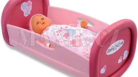 Kolébka pro panenky Baby nurse Smoby 024700