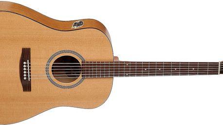 Elektroakustická kytara Seagull S6 Original Slim QI