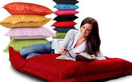 Luxusní sedací pytle v osmi barevných variantách! Vybírejte ze 3 velikostí!