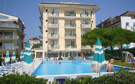 Hotel FLORIDA, Severní Jadran, Itálie, vlastní doprava, polopenze