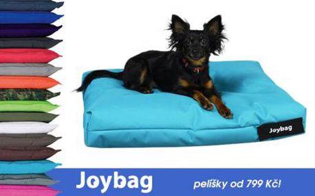 Originální PELÍŠKY Joybag s poštovným ZDARMA! Pohodlné poležení pro vašeho mazlíčka doma i na zahradě! Tento pelíšek si zamiluje nejen váš pejsek nebo kočka, ale i každý milovník bytového designu! Na výběr z 25 barev a dvou velikostí!
