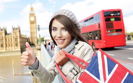 Nákupní a poznávací zájezd do Londýna