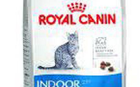 Krmivo pro kočky Royal Canin Indoor 27 10 kg