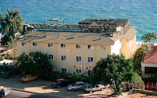 Hotel MUZ, Turecká riviéra, Turecko, letecky, all inclusive