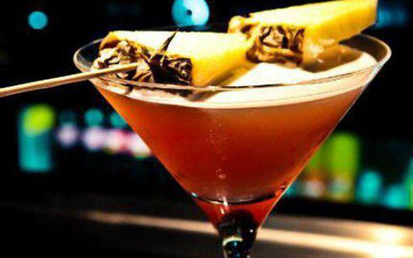 Až 10 luxusních cocktailů se slevou!