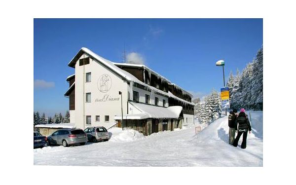 Česká republika, oblast Krkonoše, snídaně, ubytování v 3* hotelu na 8 dní