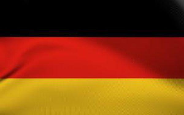 Němčina - mírně pokročilí, 3-6 osob, pondělí 18:00, celkem 15 lekcí v Plzni se slevou