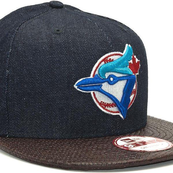Kšiltovka New Era Densnake Toronto Blue Jays Navy Strapback