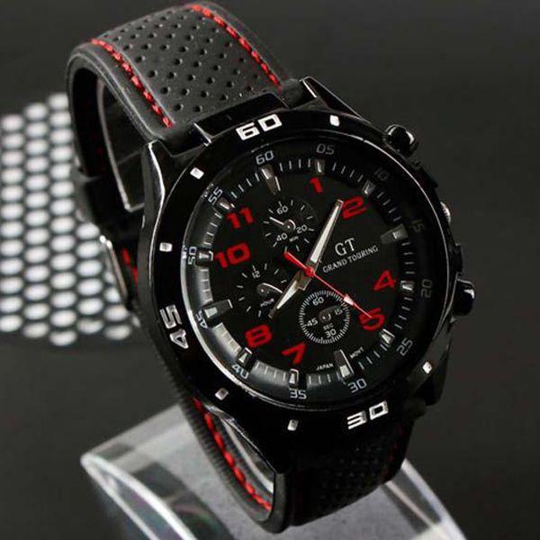 Pánské sportovní hodinky F1 GT se skvělým designem