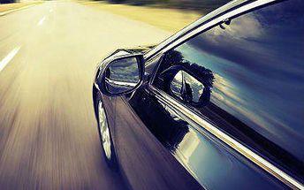 Tónování skel auta od značky Llumar