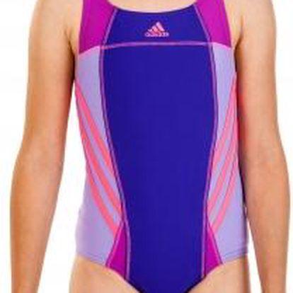 Dívčí plavky adidas INSPIRATION ATHLETIC ONE PIECE
