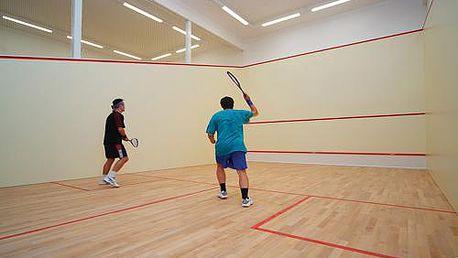 Squash nebo stolní tenis ve STEPU v kterémkoliv pásmu od 99 Kč!