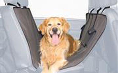 Trixie Autopotah na zadní sedadla, s kapsami 1,40 x 1,45 cm