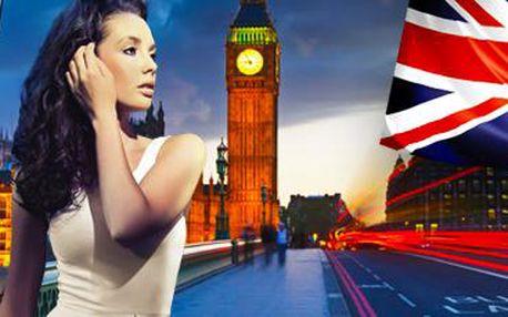 Londýn: dubnový nákupní a poznávací zájezd do Londýna