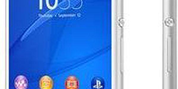 Mobilní telefon Sony Xperia Z3, D6603, EU, bílá