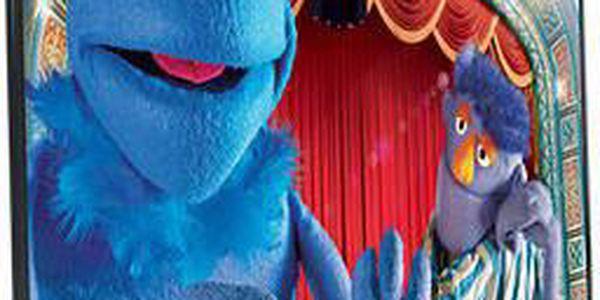 """Krásná LED televize 32"""" Philips 32PFH4309 s nahráváním na USB a tenkým rámečkem"""