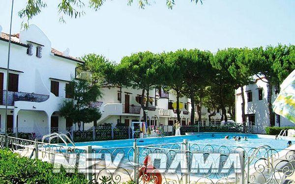 Res. komplex Patio, Rosolina Mare, Itálie