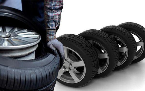 Přezutí a vyvážení pneumatik na Vašem vozu