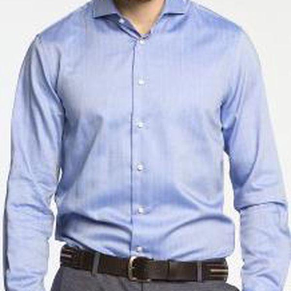 Pánská elegantní košileShtfks Tommy Hilfiger