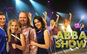 DOPRODEJ! Velká ABBA SHOW - MAMMA MIA! Největší HITY v podání úspěšného revivalu! 18.3. od 19:30!