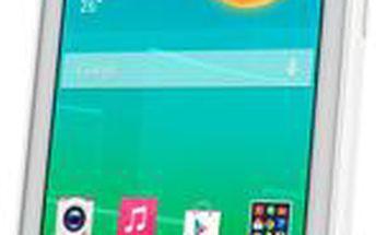 Mobilní telefon ALCATEL ONETOUCH 4035D POP D3 Full White - Výprodej