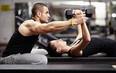 Fitness s osobním trenérem: 5 nebo 10 lekcí
