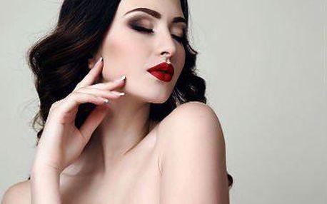 Kosmetika: Úprava obočí, rtů nebo očních linek micropigmentací