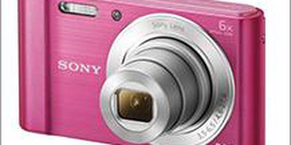 Stylový fotoaparát SONY