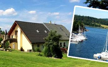 Pronájem apartmánu na Slezské Hartě pro až 7 osob ve vesničce Lekovec nad Moravicí
