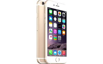 Apple iPhone 6 64 GB - zlatý