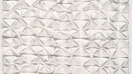Koupelnová předložka Origami 60x100 cm, světlá - doprava zdarma!
