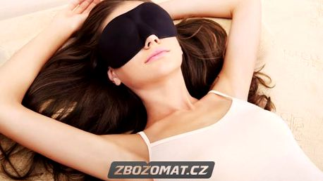 Maska na oči Nautica - dopřejte si klidný spánek i za bílého dne!