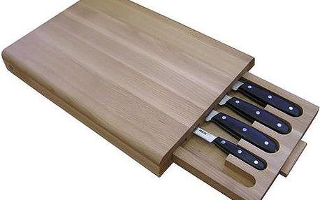 Prkénko se zásuvkou pro nože DIPRO Proseč