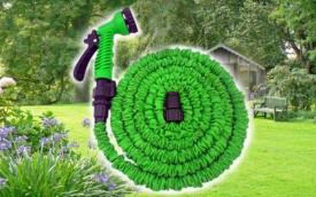 Flexibilní zahradní hadice - 22,5 m