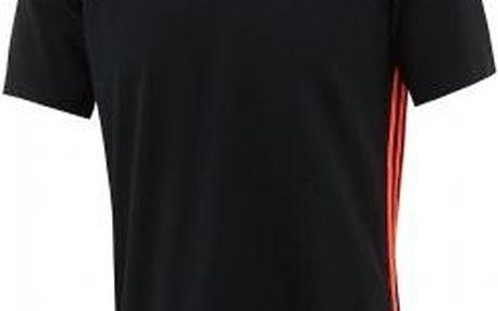 Sportovní tričko značky adidas triko ESSENTIALS 3S MID TEE