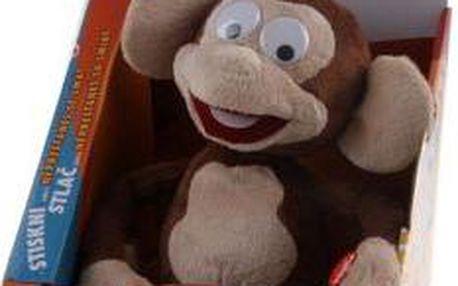 Fufris veselí přátelé opice