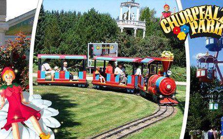 Jednodenní výlet do zábavního parku Churpfalzpark