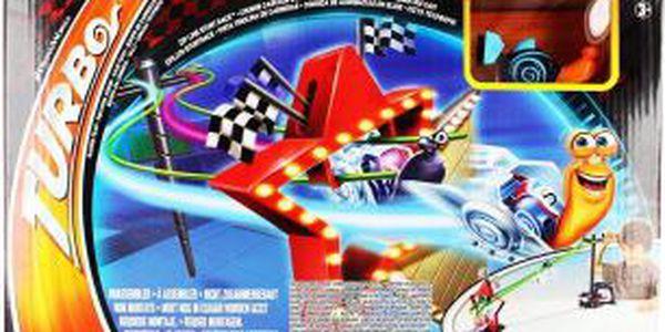 Turbo závodní dráha